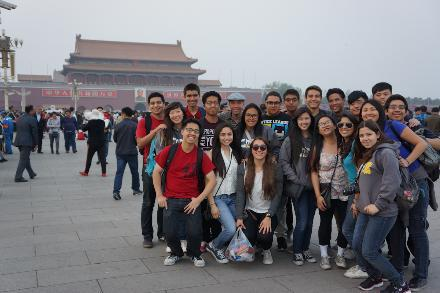Spring Break 2014 (in China!)